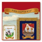Personalize your RA Banners with the Name of your Chapter. Freemasonry