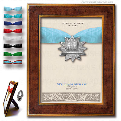 Masonic Award. Masonic Gifts and Awards