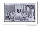 The Ceremony of Making a Free-Mason, 1770