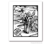 The 7 Liberal Arts : Astronomia, 1Gregor Reisch, 1504