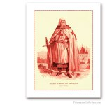 Jacques de Molay, Grand Master of the Knights Templar