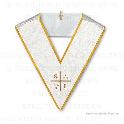 'Martinist Collar - Martinist Regalia