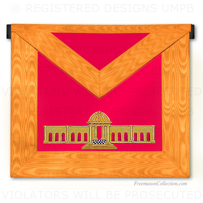 '16° Degree Apron- Scottish Rite Regalia