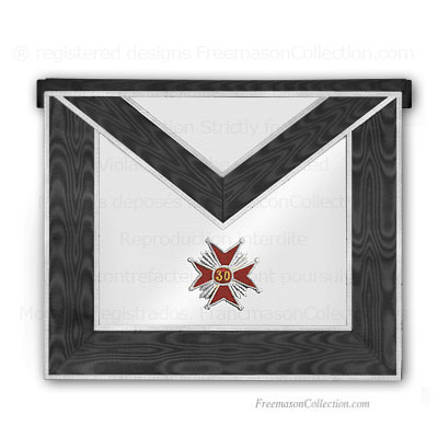 30° Degree Scottish Rite Apron