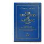 The Principles Of Masonic Law. Albert. G. Mackey