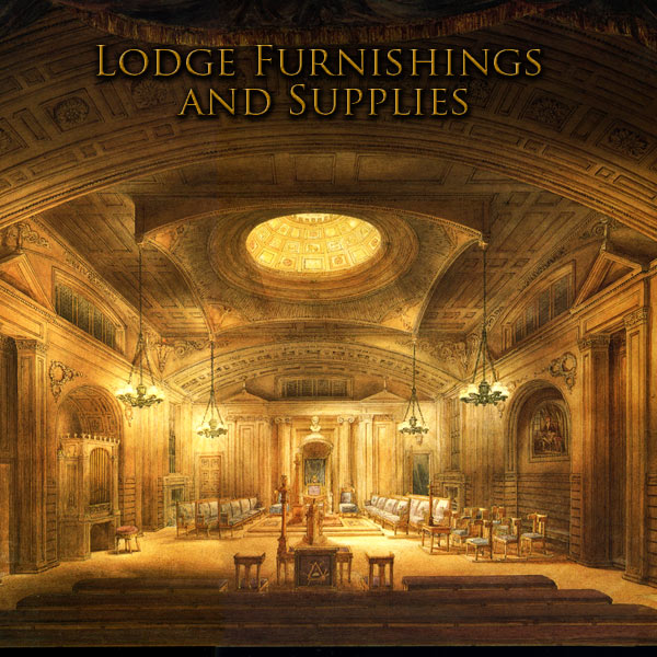 MASONIC LODGE FURNISHINGS