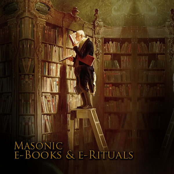 MASONIC E-BOOKS