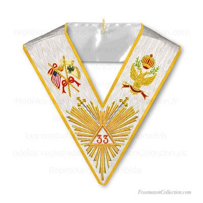 Scottish Rite Regalia  Premium Scottish Rite Regalia by Freemason